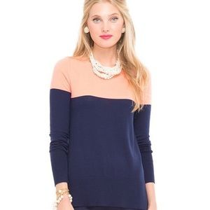 Lilly Pulitzer Color Block Sweater